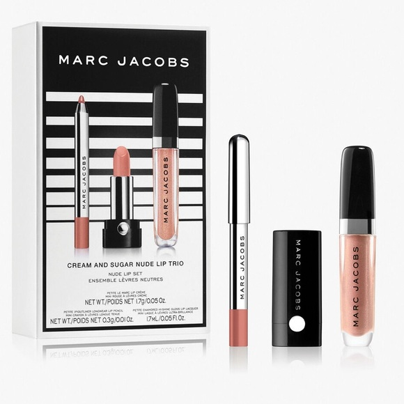 Marc Jacobs Other - Marc Jacobs Cream And Sugar Lio Trio